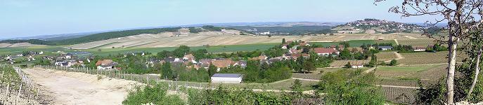 Verdigny panoramique